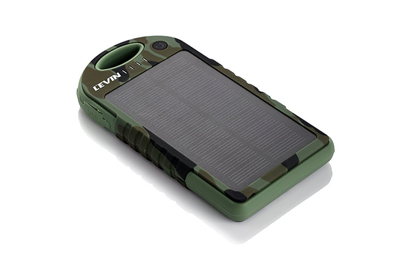 chargeur solaire telephone