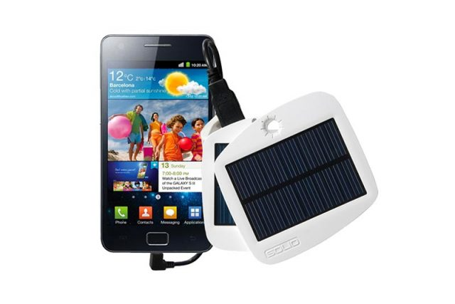 Solio Solar Charger, le premier chargeur Android rapide